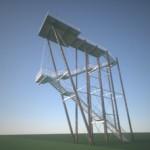 Projekt Aussichtswarte in Niederösterreich 2010