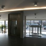 2006 Siemens VAI BG48 | Zubau Eingangshalle und Vorplatzgestaltung