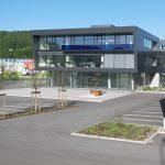 2010-2011 ERA Steyregg | Bürogebäude und Außengestaltung. Sujet für Vorplatzentwurf gemeinsam mit Mag. Hermann Staudinger