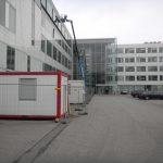 2012-2013 Aufstockung Mechatronik Zone Linz | Kooperation mit Architekturbüro Kneidinger