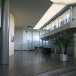 2003 Siemens VAI BG47 | Umbau Eingangshalle