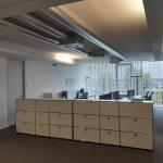 2019 Büroumbau ICON | Planung, Zeit- und Kostenmanagement sowie ÖBA