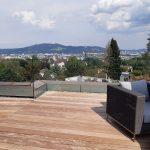 2020 Terrassenneugestaltung- und Sanierung Linz | Planung, Zeit- und Kostenmanagement, ÖBA