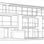 2020 Wohnhaus in Linz Urfahr | Vorentwurf, Entwurf und Einreichplanung