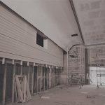 1992 Sanierung Festsaal Längenfeldgasse  | Projektleitung für Architekt Gerd Schlögl Wien