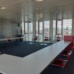 2019-2021 Kernsanierung und Aufstockung Bürogebäude Linz - Planung, Projektleitung und künstlerische Oberaufsicht für Architekten Kneidinger